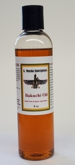 Special Bakuchi Oil available in a variety of sizes