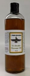Tri-Doshic Massage Oil Organic Ingredients.